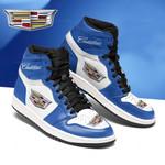 Cadillac NTA JD High-top Shoes ver 1 (Blue)