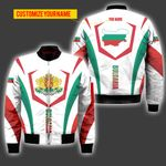 3D Print Full Apparel - Limited Edition - Bulgaria