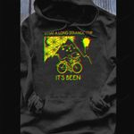 What a long strange trip it's been Graphic Unisex T Shirt, Sweatshirt, Hoodie Size S - 5XL