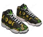 Weed you are my sunflower Air Jordan 13 Sneakers