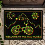 Welcome to the acid house Doormat