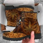 Wooden weed Season Boots