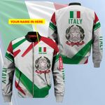 3D Bomber Jacket - Limited Edition - Italy