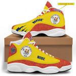 3D Shoes & Sneakers - New Design - Niue
