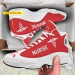 Shoes & Sneakers - NURSE - Limited Edition (red)