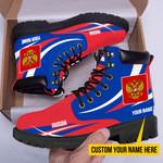 Winter Boots - 3D Print - Russia