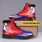 Winter Boots - 3D Print - Croatia