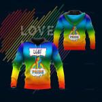3D All Over Printed LGBT BDA Shirts Ver 1