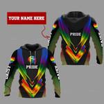 Custom 3D All Over Printed LGBT TDV Shirts Ver 1