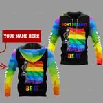 Custom 3D All Over Printed LGBT HPT Shirts Ver 2