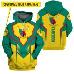 3D Apparel - Limited Edition - Cameroon V6