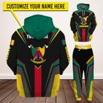 3D Apparel - Limited Edition - Cameroon