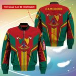3D Bomber Jacket - Limited Edition - Cameroon