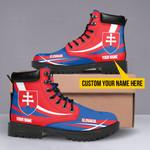 3D Print Winter Boots - Slovakia