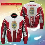 3D Bomber Jacket - Limited Edition - Denmark