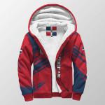 3D Print Full Sherpa Hoodie - Dominican