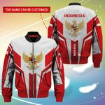 3D Bomber Jacket - Limited Edition - Indonesia