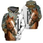 3D Apparel - Limited Edition - Thoroughbred