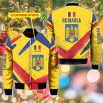 3D Bomber Jacket - Limited Edition - Romania