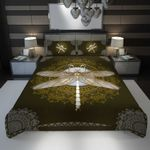 3D Full Printing Bedding Set - Dragonfly