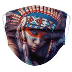 Cloth Face Coverings – Native Americans Ver 2