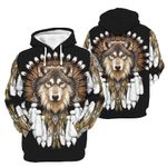 3D Print Full Apparel - Wolf Native Americans