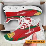 3D Clunky Sneakers - Morocco - Limited Edition