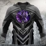 3D TATTOO AND DUNGEON DRAGON HOODIE HAC91202