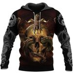 3D ALL OVER PRINTED DRAGON HOODIE NM050942