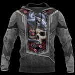 3D TATTOO AND DUNGEON DRAGON HOODIE HAC020110