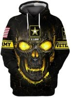 Proud Army Family 1116 Skull-1