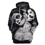 Skull 3D Hoodie 13