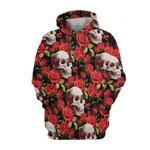 Skull Hoodie CH061066-1