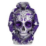 Skull 3D Hoodie 03