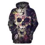 Skull 3D Hoodie 08