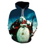 Christmas Skull Hoodie 3