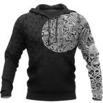 Viking Odin Norse Valhalla Best Viking Tattoo Hoodie