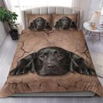 Black Labrador Bedding Set