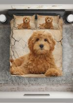 Goldendoodle v3 Bedding Set