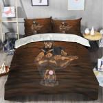 Rottweiler Believe Bedding Set