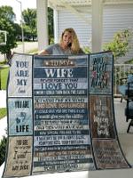 3D Print Full Blanket - Valentine - To my wife V9