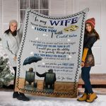 3D Print Full Blanket - Valentine - To my wife V12