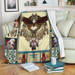 3D Premium Quilt - Native American - New Design