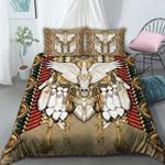 3D Native American Bedding Set