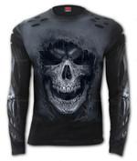 3D Skull Hoodie V7