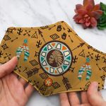 NATIVE AMERICAN FACE MASK 30