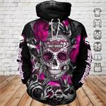 3D Skull Hoodie V32 Harley