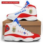 JD13 - Shoes & Sneakers 'Puerto Rico' Drules-X5