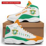 JD13 - Shoes & Sneakers 'Ivory Coast' Drules-X5
