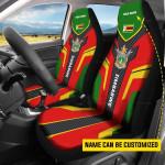 Car Seat Covers (Set of 2) 'Zimbabwe' Cranid-X1